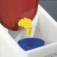 大口塑料油桶龍頭 / 油桶閥門