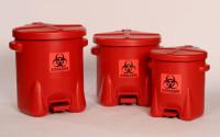 生物�U物收集罐