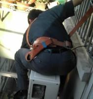 温州月兔空调维修电话售后维修服务中心