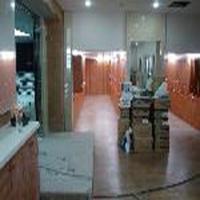 洗浴中心 桑拿房