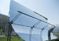 槽式太阳能定日镜