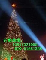 吉林圣诞树生产厂家 4-20米工厂直销