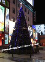 大型圣诞树厂家制作批发4至15米 可定制