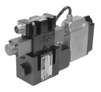 D31/D41/D81/D91/D111FH系列,带阀芯位置反馈的直动式比例方向控制阀