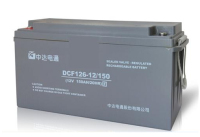 中达电通蓄电池DCF126-12/26