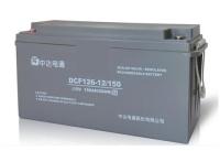 中达电通蓄电池DCF126-12/65