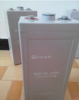 中达电通蓄电池DCF126-2/200