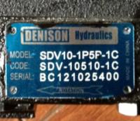 SDV10-1P5P-1C Denison 原装正品