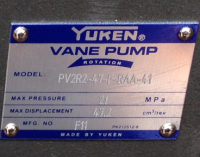 PV2R2-47-F-RAA-41 Yuekn现货供应