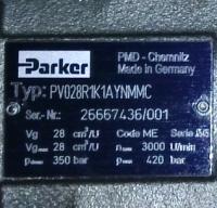 PV028R1K1AYNMMC 原�b正品
