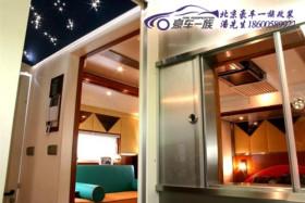 北京专业厢式货车改装房车