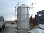 玻璃钢泡罩塔