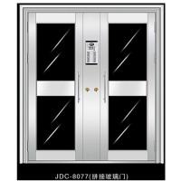 JDC-8077(拼接玻璃门)
