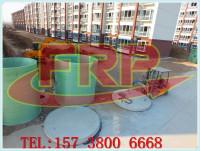 FRP玻璃钢组合式化粪池