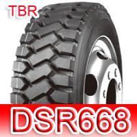 DOUBLESTAR TIRE DSR668 TRUCK TIRE