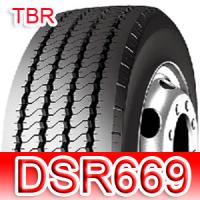 DOUBLESTAR TIRE DSR669 TRUCK TIRE
