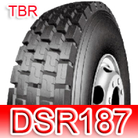 DSR187 TRUCK TIRE