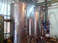 升 膜 蒸 发 器