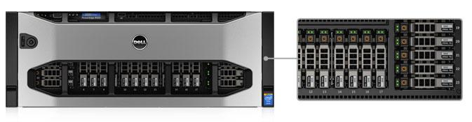 PowerEdge R920 - 充分发挥可扩展的性能