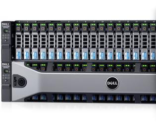 PowerEdge r730xd机架式服务器 - 启用面向未来的数据中心