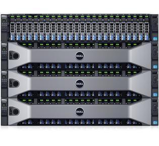 PowerEdge r730xd机架式服务器 - 存储虚拟化
