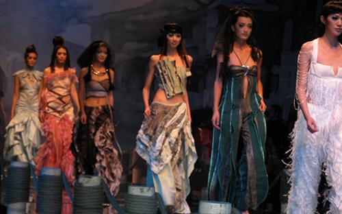 时装模特初学入门常识