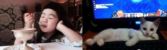 【俩宝的幸福】姐姐grace喵和哥哥joe汪的温暖日常