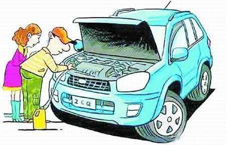 如何有效的防止说汽车蓄电池过度放电?