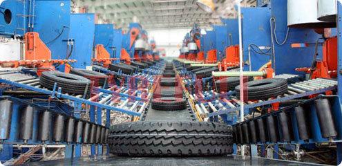 TBR Tire Production Line