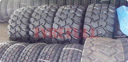Triangle OTR tires
