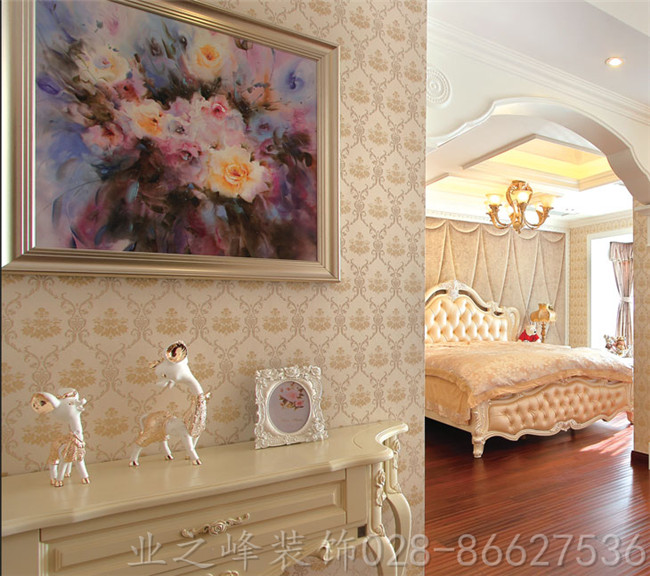 别墅装修翠拥天地欧式风格