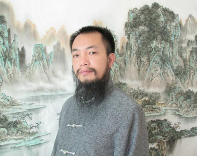 哲学讲师 国画家 秦国尊.jpg