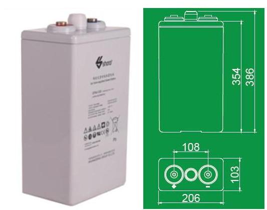 双登蓄电池GFMJ-200