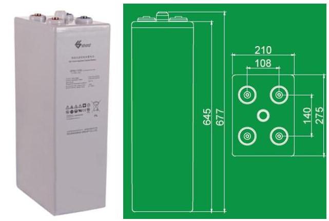 双登蓄电池GFMJ-1200