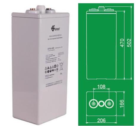 双登蓄电池GFMJ-490