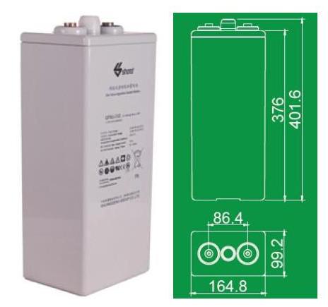 双登蓄电池GFMJ-300