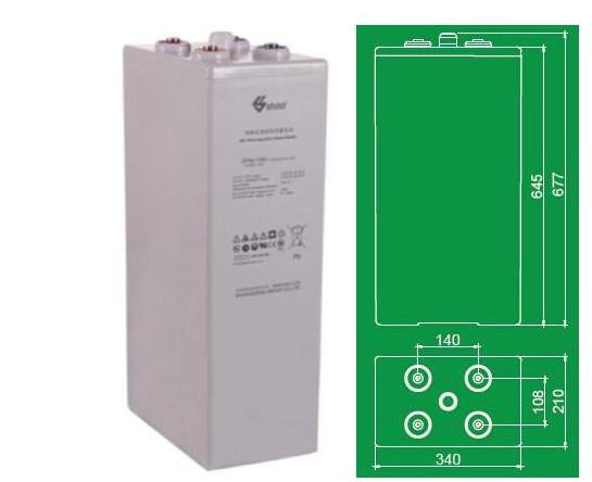 双登蓄电池GFMJ-1500