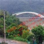 桥梁锚锁钻孔