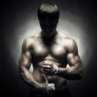 健身运动之黑色调