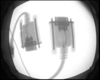 便携式X光机效果