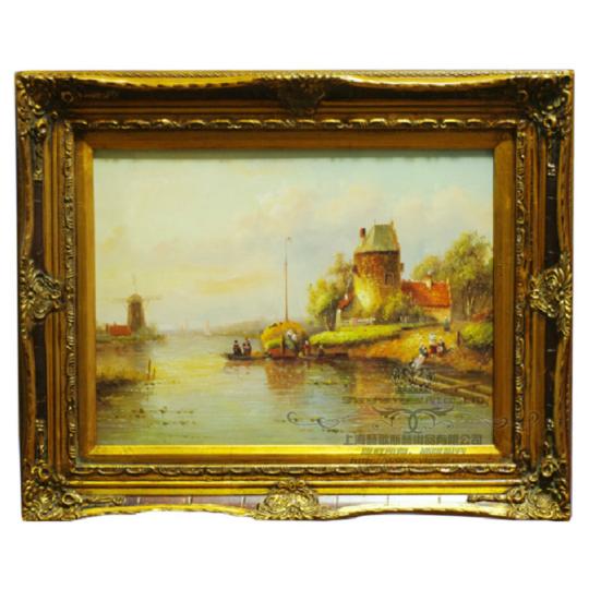 欧式风格油画_名画赏析-上海艺歌斯艺术品有限公司